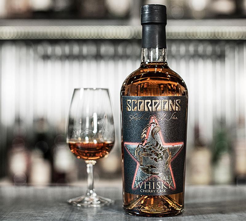 Scorpions exklusiva whisky slutsåld - två veckor efter säljstart