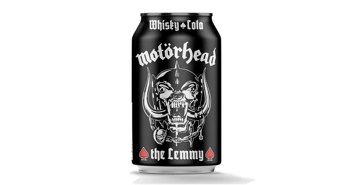 UMIDA: Lanserar Motörhead Whisky & Cola